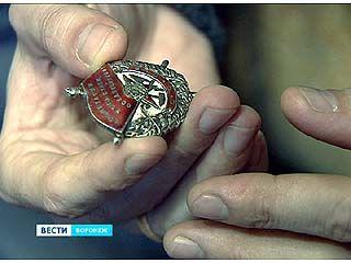 Орден красного знамени принадлежал младшему лейтенанту Ивану Тимошенко
