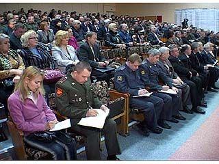 Осенний призыв в Воронежской области прошел успешно