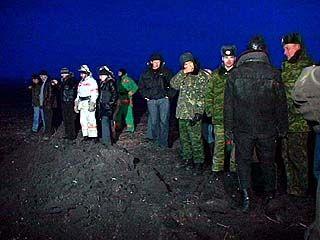 Ошибка пилотов стала причиной крушения воронежского Су-24