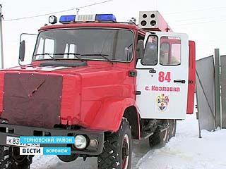Особый противопожарный режим введут в Воронежской области с 30 апреля