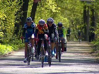 Отбор на первенство Европы и мира по велоспорту проходит в Воронеже