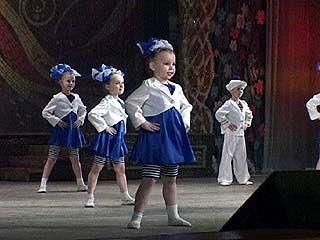 Отчетный концерт танцевальных коллективов прошел в Воронеже