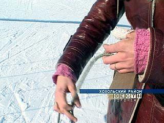 Отдых на одной из лыжных баз Воронежской области закончился увечьем