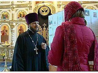 Отец Алексей может считать себя крестным папой сотни маленьких воронежцев