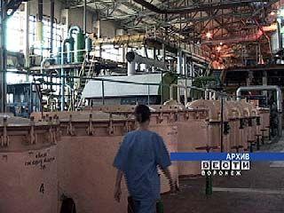 Отходы Хохольского сахзавода могут попасть в реку Девица