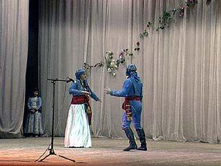 Откроется фестиваль грузинской культуры