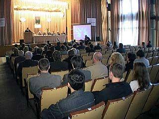 Откроется научно-практическая конференция