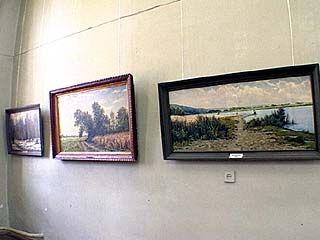 Открылась выставка Алексея Легостаева