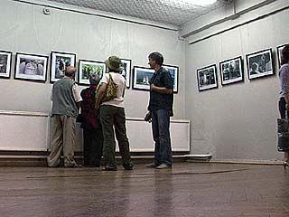 Открылась выставка фотохудожника Олега Красикова