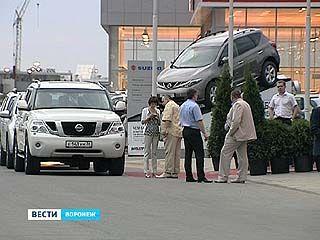 """Открылся дилерский центр автомобильного бренда """"Ниссан"""" компании """"Модус"""""""
