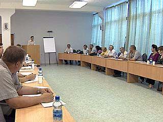 Открылся региональный семинар
