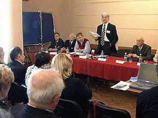 Открылся семинар по участию ВУЗов и НПО в европейских программах