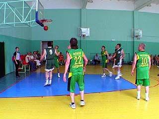 Открытие 3-ей летней спартакиады по баскетболу прошло в Воронеже