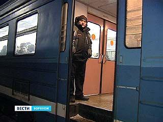 Отменили ещё несколько электричек - на этот раз в Курском направлении