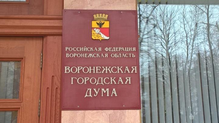 «Цирк и саботаж». В Воронеже отменили конференцию по обсуждению порядка выборов мэра