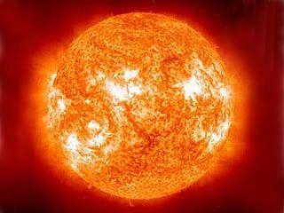 Ожидается пик активности вспышек на солнце