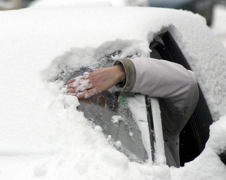 Первый рабочий день нового года Воронеж встретил серьёзными пробками на дорогах