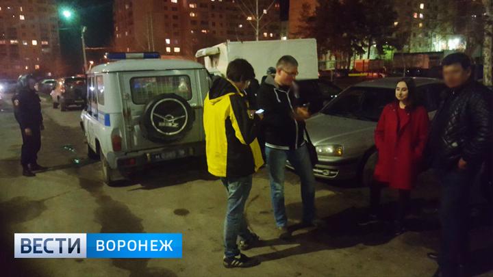Среди задержанных за стрельбу во дворе многоэтажки в Воронеже оказался бизнесмен