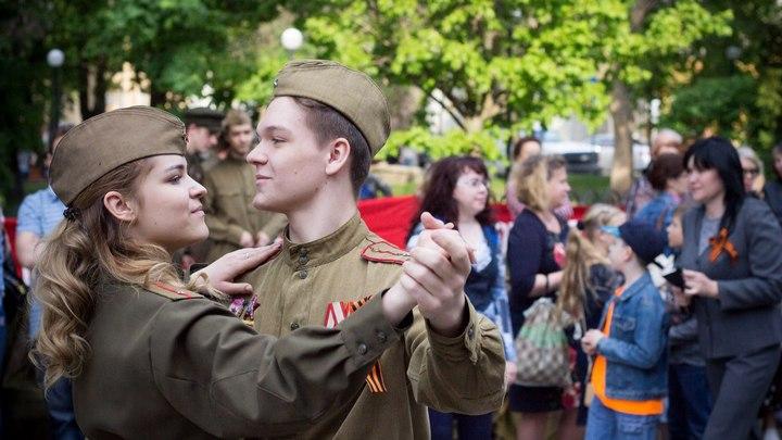 Синоптики рассказали о погоде на День Победы в Воронежской области