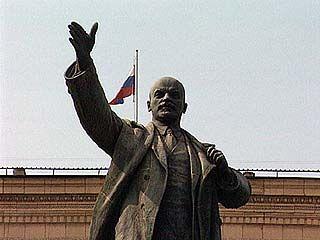 Памятник Владимиру Ильичу в центре Воронежа может уйти с молотка