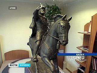 Памятника основателю Воронежа - Семену Сабурову - не будет
