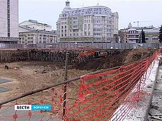 """Парковку под Центральным рынком построит """"Аксиома"""""""