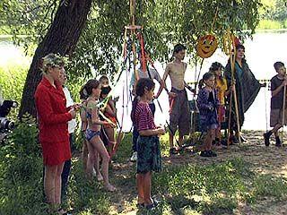 """Педагогический отряд """"НАДО"""" проведет работу в лагере Рамонского района"""