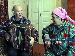 Пенсионера из Петропавловки Василия Жукова стали узнавать на улицах