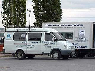 Передвижной пункт охраны правопорядка появился в Воронеже
