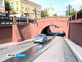 Перестройку Каменного моста завершили в срок