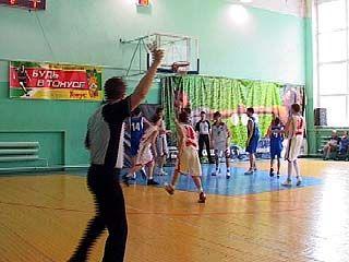 Первенство России по баскетболу стартовало в Воронеже