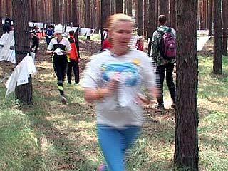 Первенство России по спортивному ориентированию проходит в Воронеже