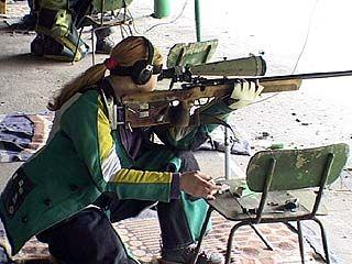 Первенство России по стендовой стрельбе: золото у воронежской спортсменки