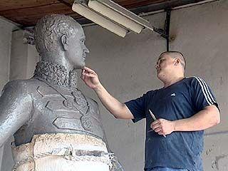 Первого российского олимпийца увековечат в бронзе в Воронеже