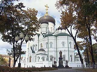 Первый этаж Благовещенского собора займет конференц-зал епархии