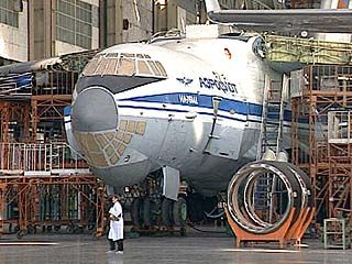"""Первый Ил-96-300 для """"Аэрофлота"""" будет поставлен через 1,5 года"""