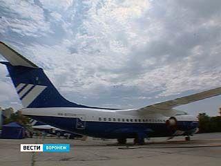 Первый самолёт АН-148 передали МЧС России