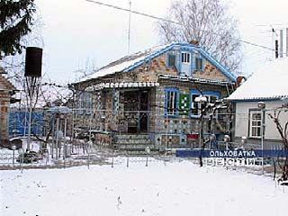Петр Марьяш построил себе дом без углов