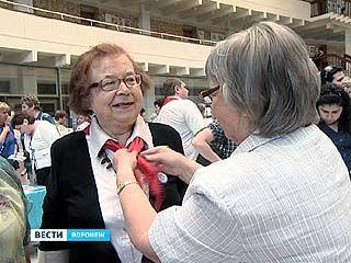 Пионеры отмечают 90-летний юбилей