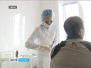 План по вакцинации против гриппа в Воронежской области почти выполнен