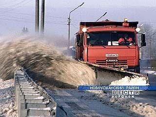 Плохое топливо создает помехи в работе дорожных служб