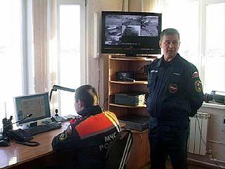 По периметру Воронежского водохранилища установили видеокамеры