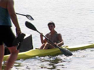 По реке Битюг стартует бард-сплав