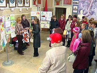 Победителей конкурса детских творческих работ наградили в Музее-диораме