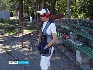 Победу в стендовой стрельбе Воронежскому региону принесла Елена Ткач