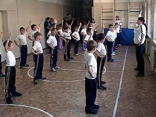Почему в воронежских школах не введен дополнительный урок физкультуры?
