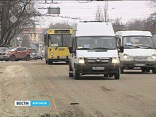 Почти 80 новых маршруток в Воронеже выйдут в рейсы на следующей неделе
