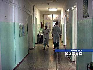 Под угрозой закрытия оказалась Каменская больница