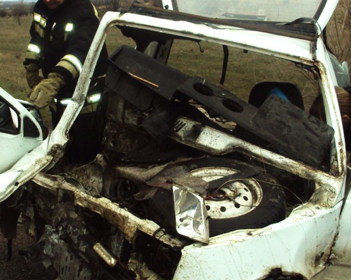 Под Воронежем водитель легковушки не справился с управлением и разбился насмерть