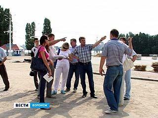 Подготовка к юбилею Воронежа должна быть форсирована